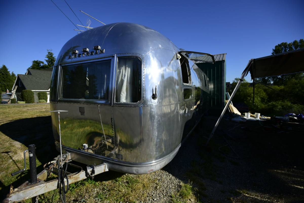 1972 Airstream Overlander 27ft Travel Trailer For Sale In