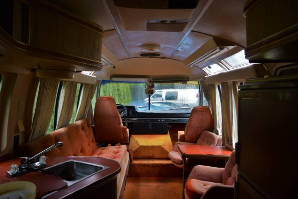 Vw Bus 2015 >> 1973 Airstream Argosy 28FT Motorhome For Sale in Deming, WA