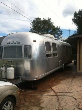 1975 Airstream 31FT Travel Trailer For Sale in Fort Myers ...