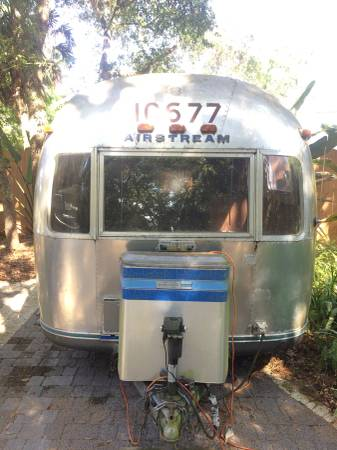 1977 airstream safari 23ft travel trailer for sale in st for St augustine craigslist
