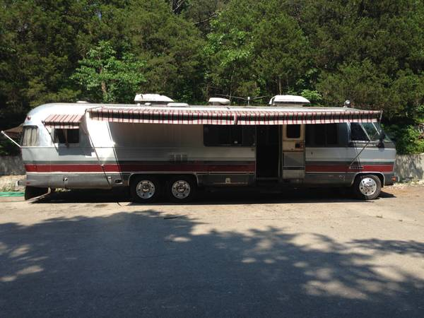 1988 Airstream 370le 37ft Motorhome For Sale In Horse Cave Ky
