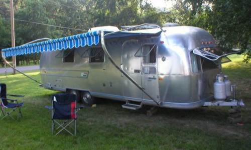 1972 Airstream Ambassador 29ft Trailer For Sale In Sioux