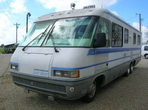 1992 Airstream Land Yacht Motorhome For Sale In Mt Vernon