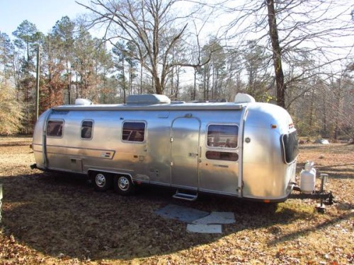 1975 Airstream Sovereign 31FT Travel Trailer For Sale in ...