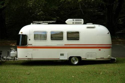 Luxury 1986 Fireball 2439 Travel Trailer  For Sale In El Dorado California