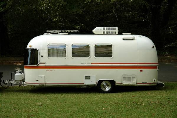Vintage Motorhomes For Sale Craigslist >> 1979 Airstream Argosy 22FT Travel Trailer For Sale in Sacramento, CA