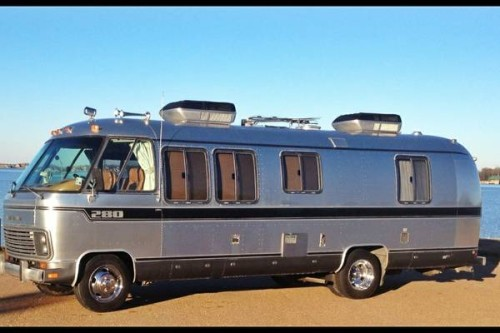 1982 Airstream Motorhome For Sale In Epps LA