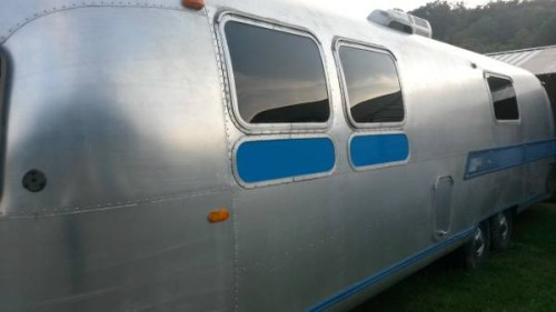 1969 Airstream Sovereign 31FT Travel Trailer For Sale in ...