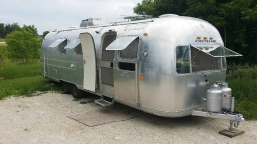 1969 Airstream Land Yacht 19ft Travel Trailer For Sale In