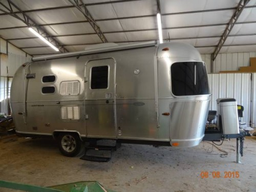 2010 Airstream Flying Cloud 20FT Travel Trailer For Sale ...