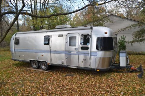 1996 airstream excella 28ft travel trailer for sale in bath mi. Black Bedroom Furniture Sets. Home Design Ideas