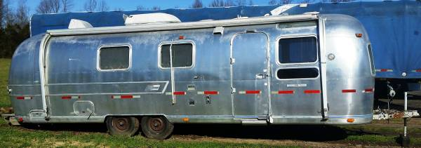 1973 Airstream 31ft Travel Trailer For Sale In Charleston Sc