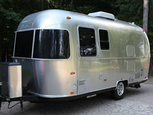 2011 Airstream Bambi Sport 22FT Travel Trailer For Sale in ...