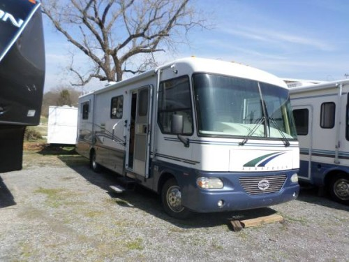 2000 Airstream Land Yacht 35ft Motorhome For Sale In