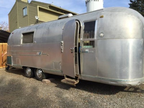 1967 Airstream Overlander 26ft Travel Trailer For Sale In