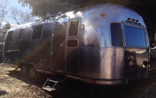 1975 Airstream Int Ambassador29ft Travel Trailer For Sale