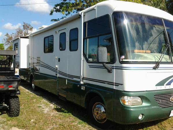 1999 Airstream Land Yacht 35 5ft Motorhome For Sale In