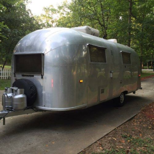 1960 Airstream Land Yacht 24FT Travel Trailer For Sale in ...
