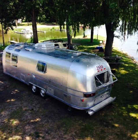 1976 Airstream Sovereign 32FT Travel Trailer For Sale in