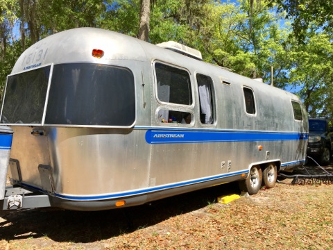 1990 Airstream Excella 29FT Travel Trailer For Sale in
